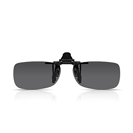 Read Optics Gafas de sol con clip: Sombras para hombres y mujeres con tapa abatible