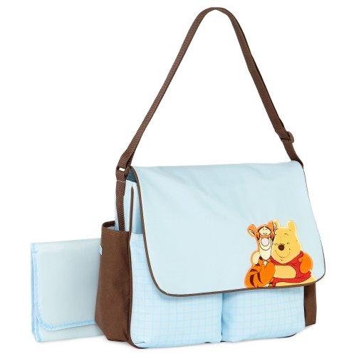 Disney Pooh Tigger Diaper Blue