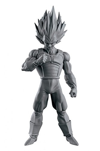 Grey JBK International Prototype Scultures Special Action Figure Banpresto 36705B Dragon Ball Super Saiyan Vegeta