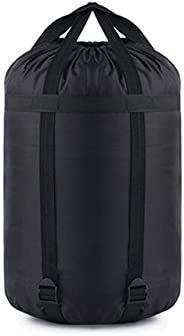 shlutesoy Waterproof Compression Stuff Sack Outdoor Camping Hiking Sleeping Bag Storage Bag