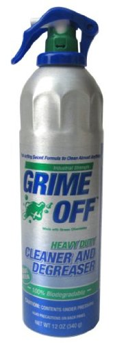 Nutek Grime Off Heavy Duty Cleaner and Degreaser 12 oz, BET-0032