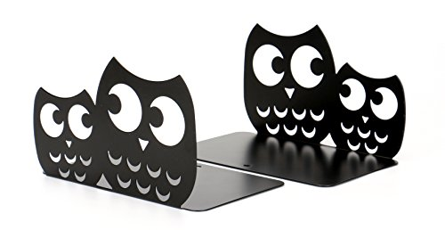 Fasmov Owls Nonskid Bookends