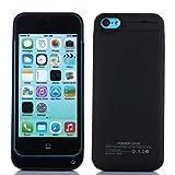 iPhone SE 5SE 5 5S Battery Case 4200mAh Scheam External Rechargeable Battery Pack