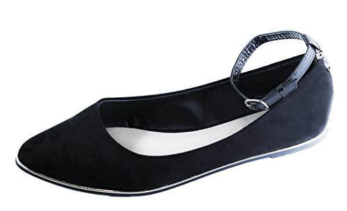 Shoe Flats Detachable hold and loose Straps flats wedges heeled shoes Clip high to Single dZ1SZ