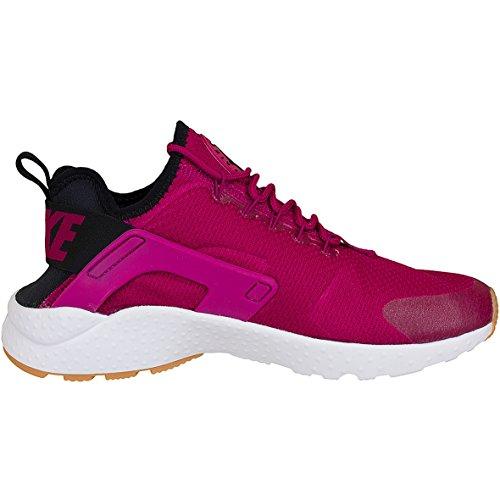 Nike Air Huarache Run Ultra Women Sneaker Trainer (41, Fucsia / Nero)