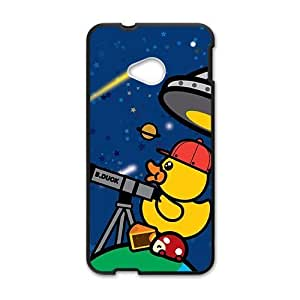 SANLSI Lovely B.Duck fashion cell phone case for HTC One M7