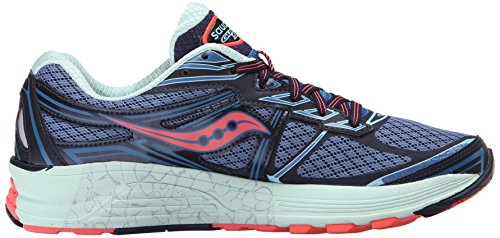 Shoes Cobalt Saucony Blue Running 9 Coral Women's Guide Trail Blue COnwAaq