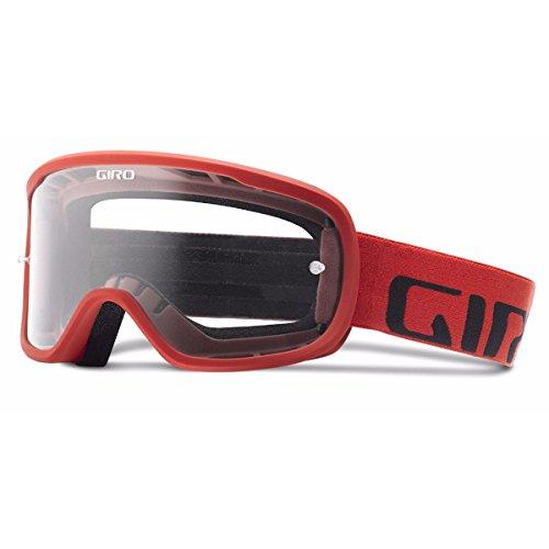Giro Tempo VTT Lunettes de natation red