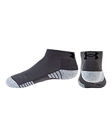 Under Armour Heatgear Locut Youth Unisex Socks 1312344-001