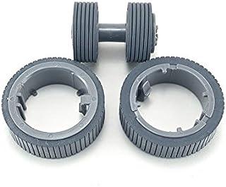PA03670-0001 PA03670-0002 Scanner Brake and Pick Roller Set for Fujitsu Fi-7160 Fi-7180 Fi-7260 Fi-7280