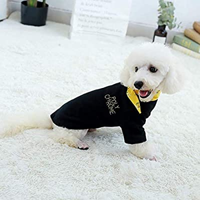 Pet clothes pet dog clothes pet cat clothes autumn clothes
