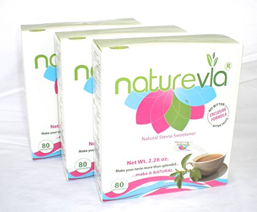 Sugar free sweetener with Stevia Naturevia with Inulin Pr...