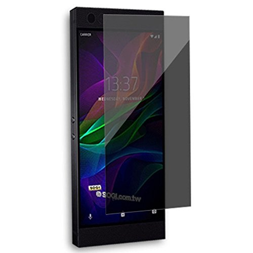 For Razer Phone Anti-spy Privacy Screen Protector Soft Film - [1 PACK] Peep Protection Film Bubble Free Protective Screen Protector for Razer Phone (Soft Film)