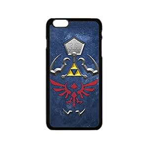 Hylian shield vector fashion plastic phone case for iPhone 6
