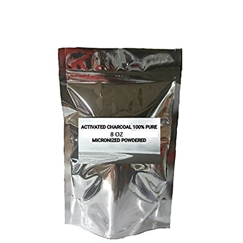 Activated Charcoal Grade micronized powder