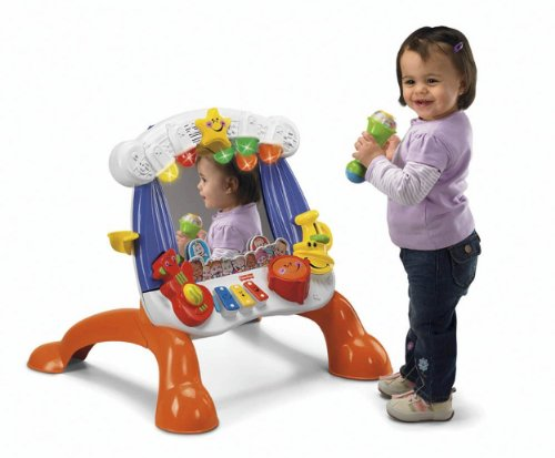 Fisher-Price Little Superstar Sing-Along Stage by Fisher-Price (Image #3)