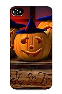 Cute High Quality Iphone 4/4s Halloween Case Provided By Goldenautumn