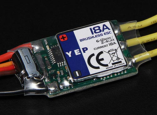 2~4S) SBEC Brushless Speed Controller ()
