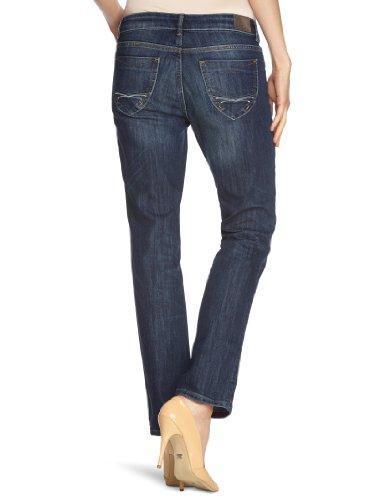 Jeans Cross Intensive Bleu Dark Jeans Droit 487 Femme 007 vTnd0Taq