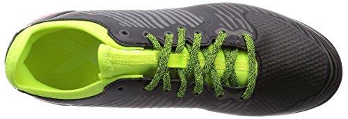 adidas X 15,1 Cage base ball scarpa uomo, (schwarz / neongelb), 9 UK - 43,1/3 EU