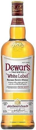 WHITE LABEL DEWAR'S