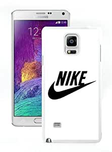 Fantastic Customized Nike Samsung Galaxy Note 4 Case Just do it Series 88 White