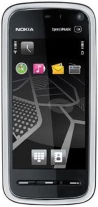 Nokia 5800 XpressMusic Negro Smartphone (8,1 cm (3,2 Pulgadas), Pantalla táctil, cámara de 3 Mpx) con Vodafone BRAN Ding: Amazon.es: Electrónica