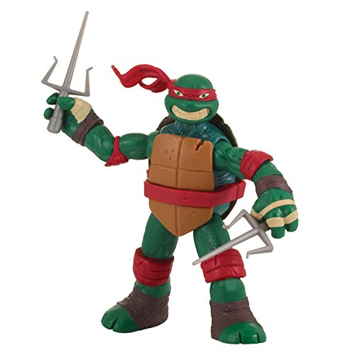 Ninja Turtles Figures (Teenage Mutant Ninja Turtles 5