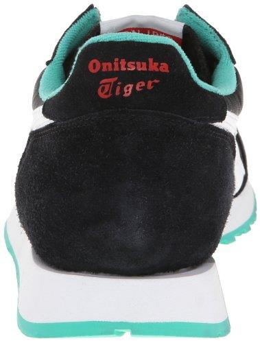 Sneaker Di Moda Calabra Onitsuka Tigre Nera / Bianca