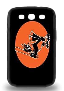 Excellent Design MLB Baltimore Orioles Logo Phone 3D PC Case For Galaxy S3 Premium Tpu 3D PC Case ( Custom Picture iPhone 6, iPhone 6 PLUS, iPhone 5, iPhone 5S, iPhone 5C, iPhone 4, iPhone 4S,Galaxy S6,Galaxy S5,Galaxy S4,Galaxy S3,Note 3,iPad Mini-Mini 2,iPad Air )