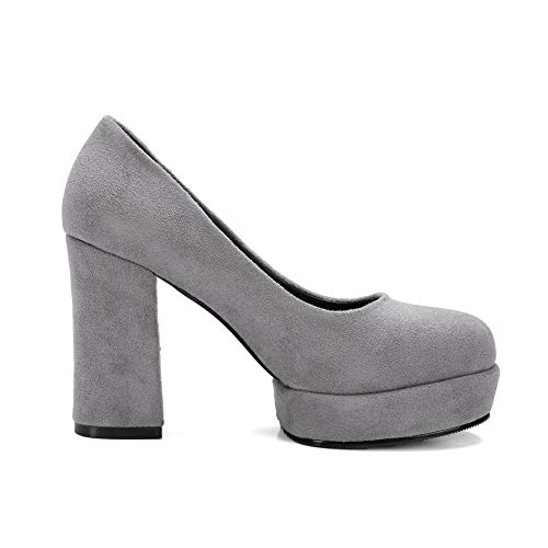 Gris 1to9 1to9 Mujer Mms06377 Mms06377 Plataforma q7gPgS