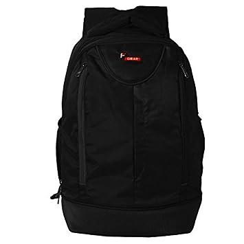 3da718221f F Gear Booster V2 43 Liters Laptop Backpack Sch Bag(Black)  Amazon.in   Bags