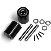 GPS Load Wheel Kit for Manual Pallet Jack - Fits Specific Uline Models