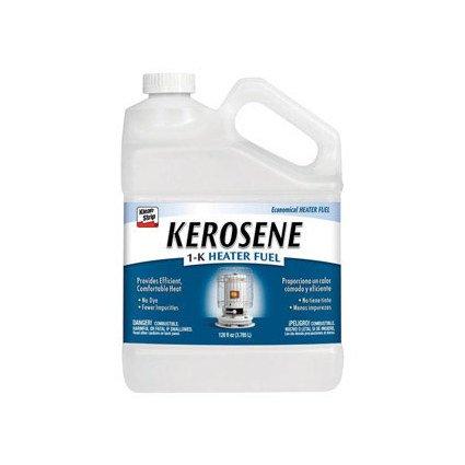 Klean-Strip 1-K Kerosene Heater Fuel, 1 Gallon