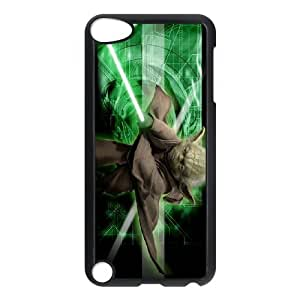 Star Wars Boba Fett Black PC Case Skin FOR Ipod Touch 5 GHLR-T408298