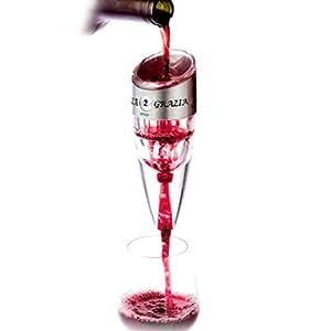 Wine Number Aerator - Ultimate in Taste Enhancement - Choose Your Speed