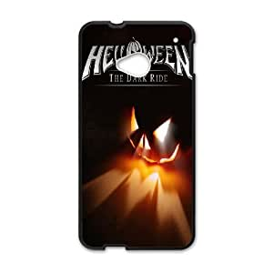 Personalized Durable Cases HTC One M7 Cell Phone Case Black Helloween Llorb Protection Cover