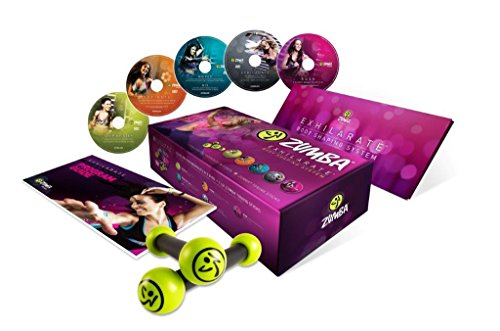 (Zumba Fitness Exhilarate Body Shaping System DVD (Multi, Small))