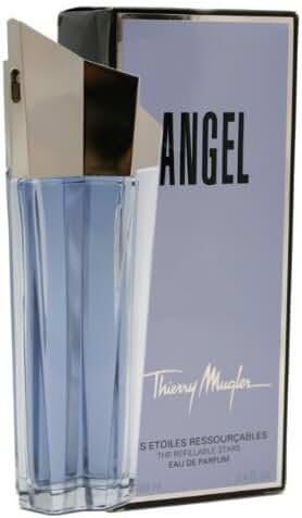 Thiery Muglar Angel Refillable Womens Perfume 3.4 oz 100 ml EDP eau de parfum Spray