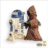 R2 D2 AND JAWA STAR WARS #11 2007 HALLMARK KEEPSAKE ORNAMENT QX4797