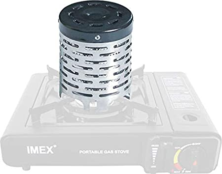IMEX Smart & Easy Heater - Kit de calefacción para hornillo de gas