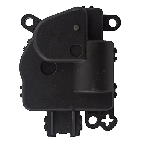 HVAC Air Door Actuator Air Inlet Heater A/C Temperature Blend Motor Lever Replacement for Ford Fiesta BE8Z19E616A - Heater Lever Motor