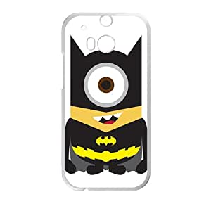 SANYISAN Minions cop Cell Phone Case for HTC One M8