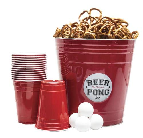 Beer Pong the Ultimate Kit - Beer Lover's Game -
