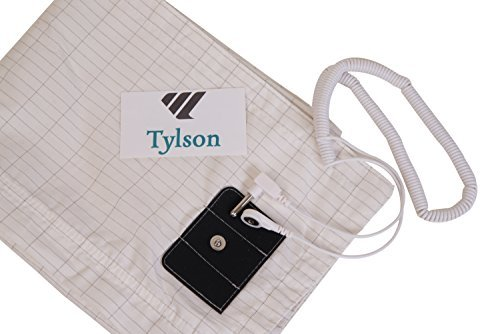 Lowest Price! Tylson Designed Grounding/ Earthing Pillowcase. 27 x 20 Includes Zipper on Back so y...