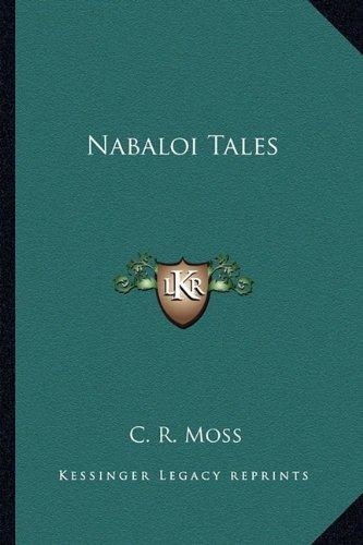 Nabaloi Tales