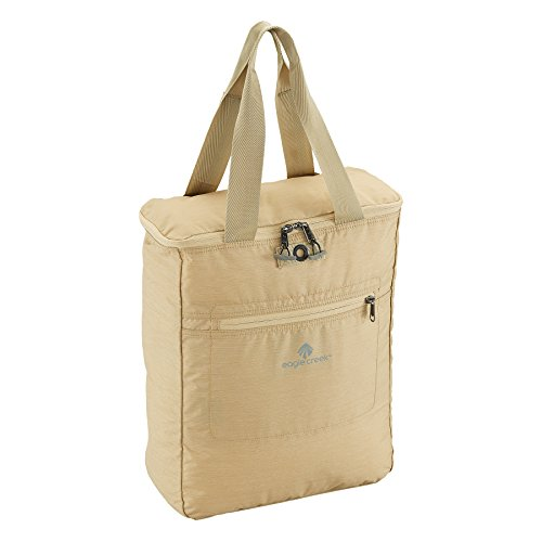 Eagle Creek Packable Pack Travel Tote, Tan, One Size