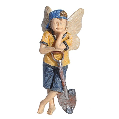 Miniature Fairy Garden Gavin by Wholesale Fairy Gardens