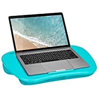 LapGear MyDesk Lap Desk with Device Ledge and Phone Holder