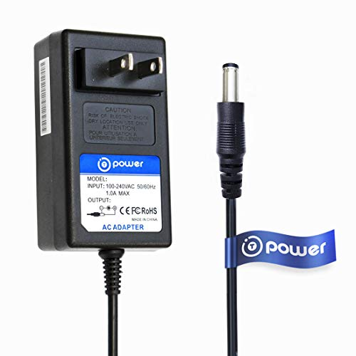 Price comparison product image T POWER 24V (6.6 ft Long Cord) Ac Dc Adapter Charger Compatible with Philips Wake-Up Light HF3510 HF3520 HF3550 Colored Sunrise Simulation Power Supply